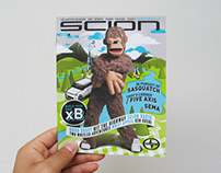 Scion Magazine - Issue #2
