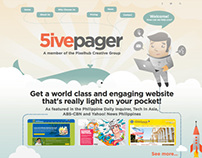 Fivepager Website