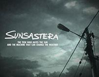 Sunsastera Environment Design