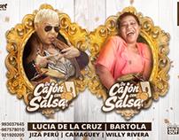 De Cajón con Salsa