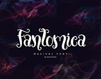 Fantomica - Magical font