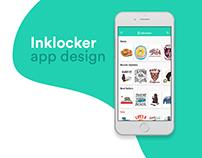Inklocker   Mobile App iOS