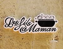 "Branding Restaurants ""Les Fils à Maman"""