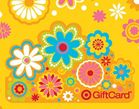 Target Carrier and Gift Card Design
