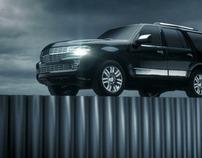 Lincoln Navigator: Road