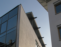 Verwaltungsgebäude Frankfurt, Bornheim