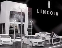 Lincoln @ Riyadh Motor Show 2010