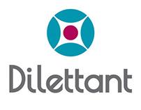 DILETTANT — Logotipo e identidad