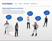 BelCompany recruitmentsite