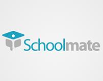 """Schoolmate"" Mobile App Design"