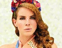 -Lana del Rey-