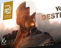 AlRiyad Developments Branding