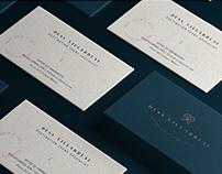 Dess Villarreal / Branding