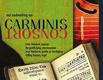 Affiche Concert Luther Lieder