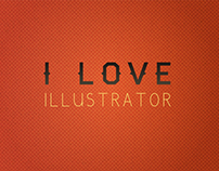 -I love Illustrator-