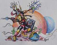 Goblin illustration 001