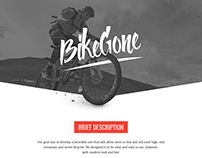 BikeGone. Online marketplace design