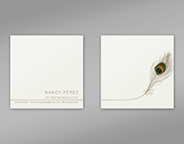Print Design: business cards