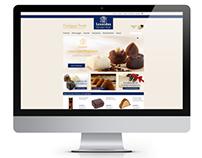 Pralinen Leonidas Online Store Redesign
