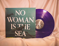 No Woman is the Sea - Josaleigh LP Design