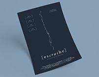 ESCRACHE | POSTER