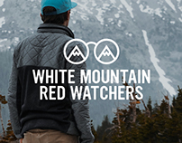 White Mountain Red Watchers / Branding / Personal