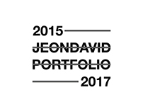 2015 - 2017 jeondavid portfolio