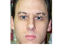 Facial Landmarks Extraction