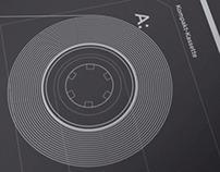 Kompakt-Kassette @Editionsof100