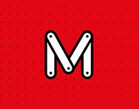 La fabbrica dei mestieri - A modular corporate identity