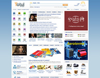 Totul - Local internet portal
