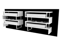 Modern Wall Shelving