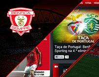 Video - Sport Lisboa e Benfica