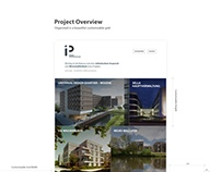 Primus Developments Architecture - Webdesign Relaunch