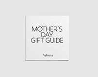 Valextra - Mother's Day