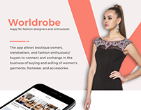 Design app for fashion designers and enthusiasts