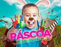 Campanha Páscoa - Agência de Eventos