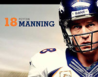 "Denver Broncos ""New Season, New Gear"" Campaign"