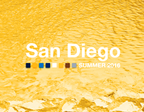 San Diego Summer 2016
