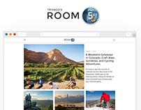 trivago's Room5 - UX/UI Design
