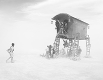 Fine Art pictures from another world (Burning Man 2014)
