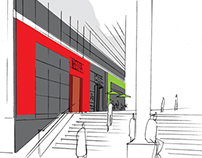 Public and Retail Environments Visualised