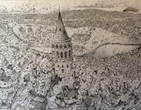 istanbul panorama-finish