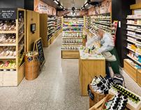 New shop concept of bio&bio stores