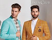 Linen club studio SS20