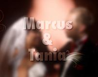Boda - Marcus & Tania