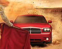 Dodge charger Creative And Design
