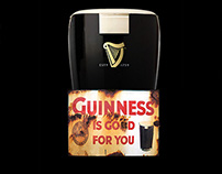 Guinness is God for you