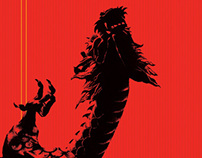 Return of the Dragon Book Jacket