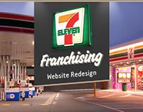 7-Eleven Australia Franchising Website